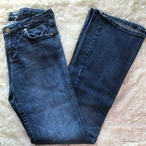"7 for all Mankind ""A"" pocket style size 27"